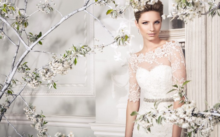 Ellis Bridal Blossom Collection