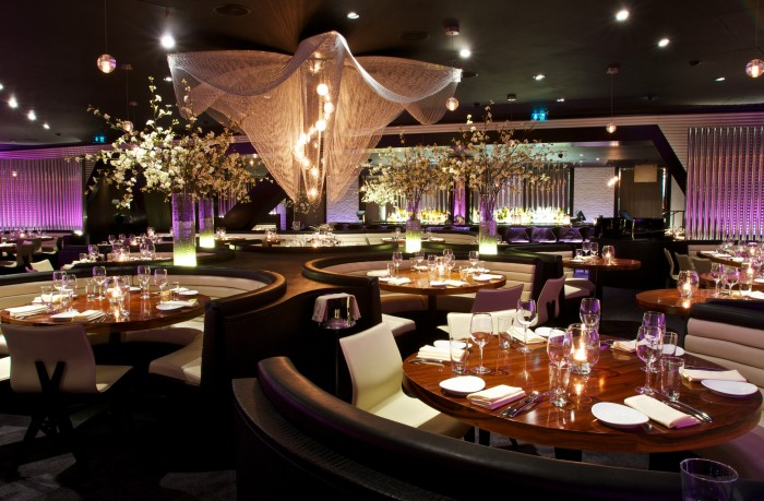 STK Restaurant at ME London