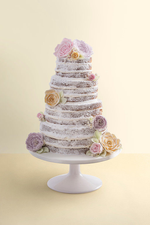 naked cake on stand-XL