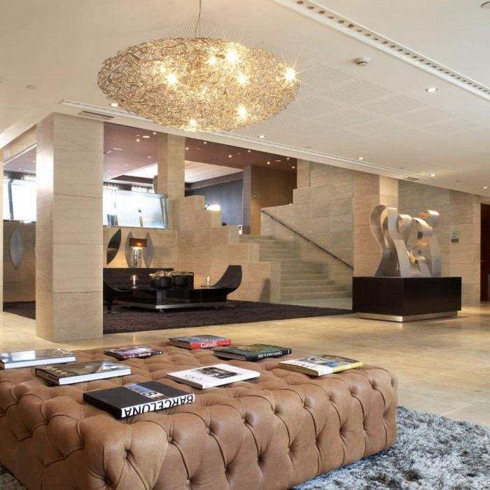 Miramar lobby