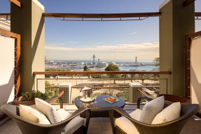 Miramar terrace
