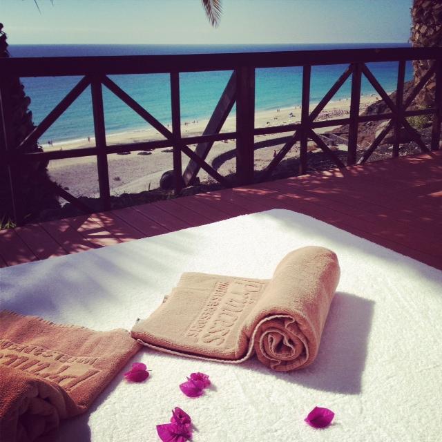 Balinese bed at Jandia P